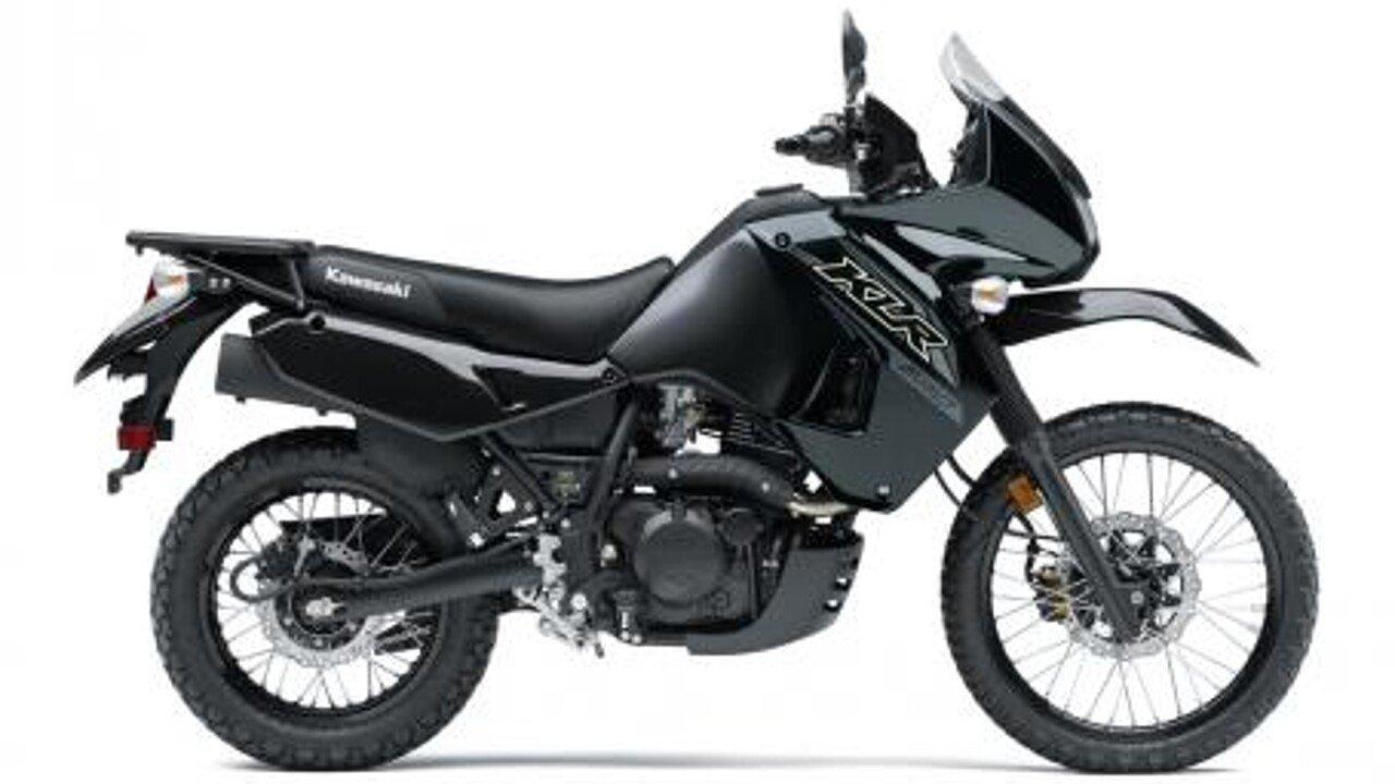 2018 Kawasaki KLR650 for sale 200608652
