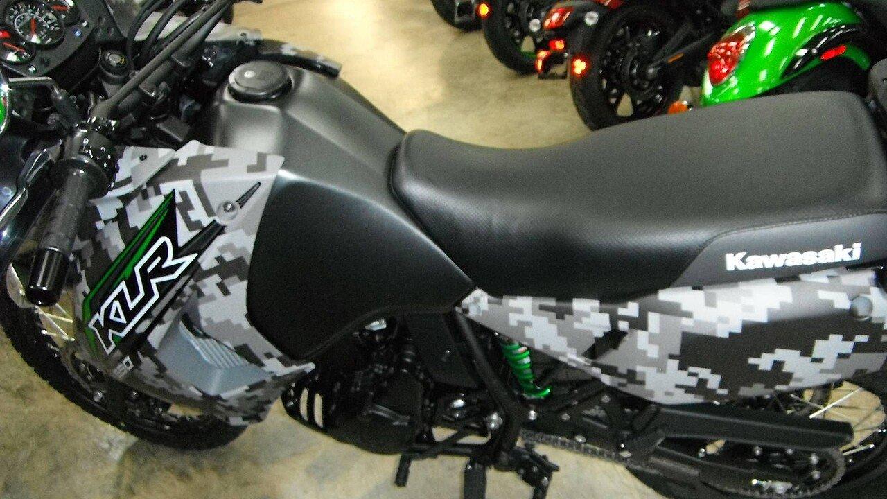 2018 Kawasaki KLR650 for sale 200618855