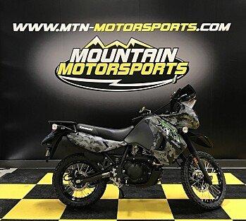 2018 Kawasaki KLR650 for sale 200540821