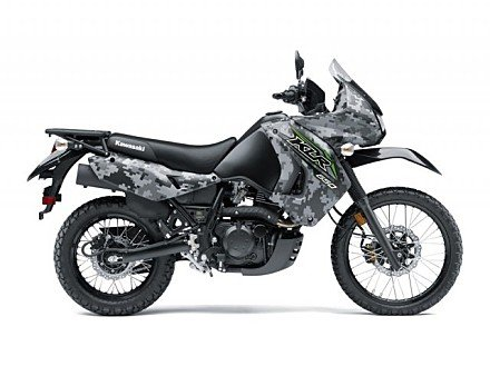 2018 Kawasaki KLR650 for sale 200542373