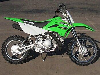 2018 Kawasaki KLX110 for sale 200472499