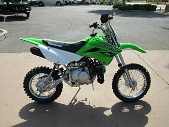 2018 Kawasaki KLX110 for sale 200475738