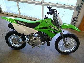 2018 Kawasaki KLX110 for sale 200487203