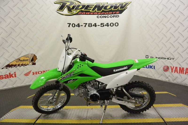 2006 Kawasaki klx 110 Manual