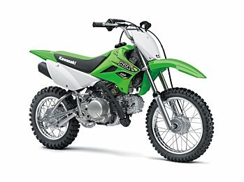 2018 Kawasaki KLX110 for sale 200496216