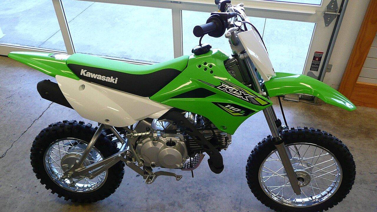 2018 Kawasaki KLX110 for sale 200517121