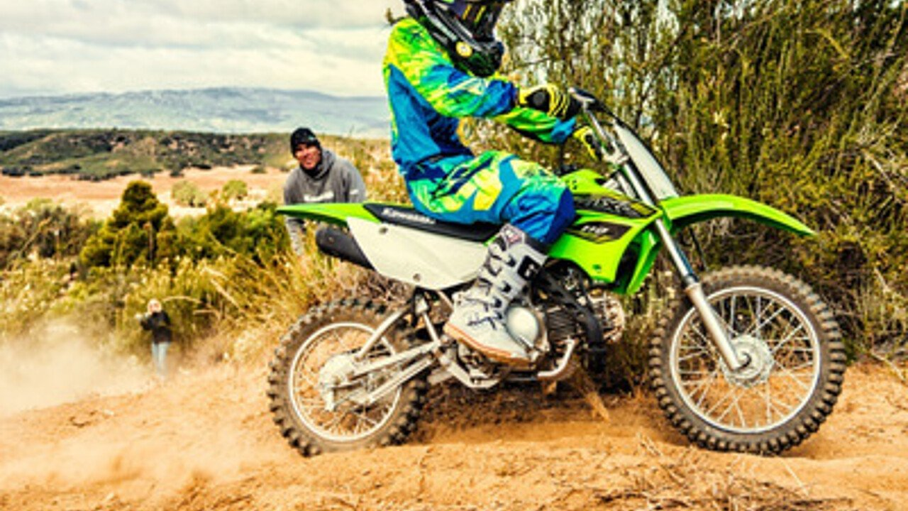 2018 Kawasaki KLX110 for sale 200518016