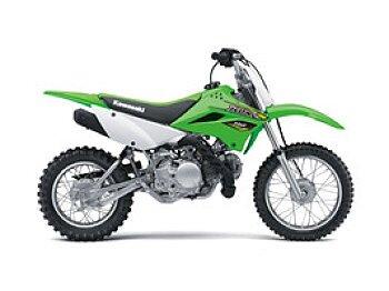 2018 Kawasaki KLX110 for sale 200528511