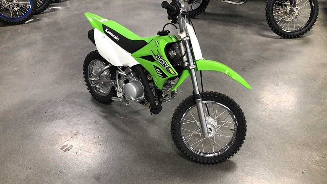 2018 Kawasaki KLX110 for sale near Ann Arbor, Michigan 48103 ...