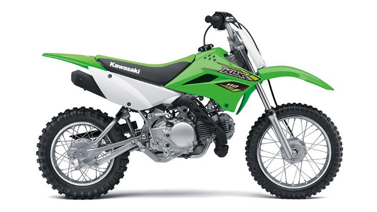 2018 Kawasaki KLX110 for sale 200547146