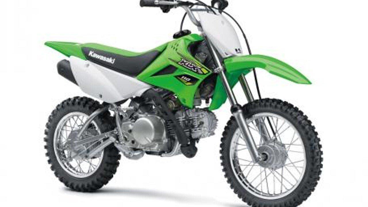 2018 Kawasaki KLX110 for sale 200584622