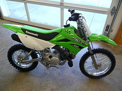 2018 Kawasaki KLX110 for sale 200487203