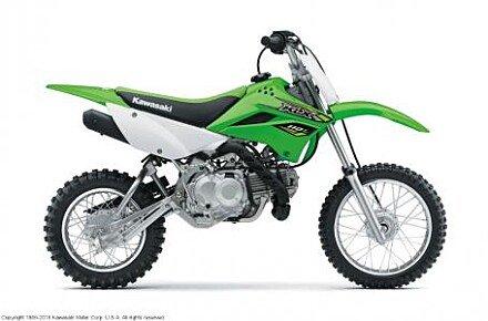 2018 Kawasaki KLX110 for sale 200501525