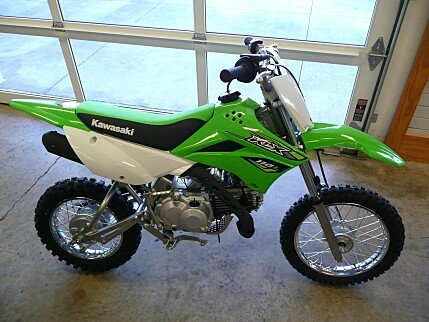 2018 Kawasaki KLX110 for sale 200517121
