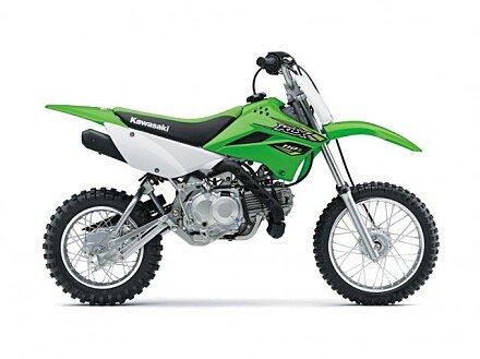 2018 Kawasaki KLX110 for sale 200520972