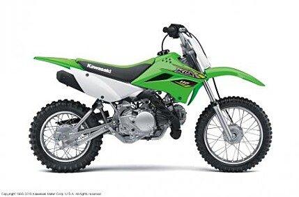 2018 Kawasaki KLX110 for sale 200526761