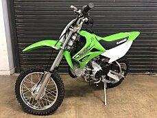 2018 Kawasaki KLX110 for sale 200529914