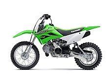 2018 Kawasaki KLX110 for sale 200539555