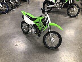 2018 Kawasaki KLX110 for sale 200539687