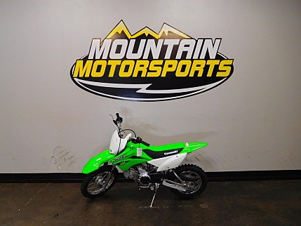 2018 Kawasaki KLX110 for sale 200543154