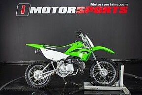 2018 Kawasaki KLX110 for sale 200589667