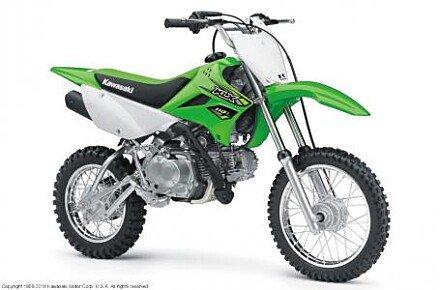 2018 Kawasaki KLX110 for sale 200595272