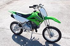 2018 Kawasaki KLX110 for sale 200616290