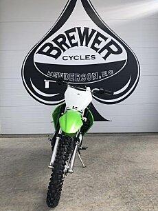 2018 Kawasaki KLX110 for sale 200685300