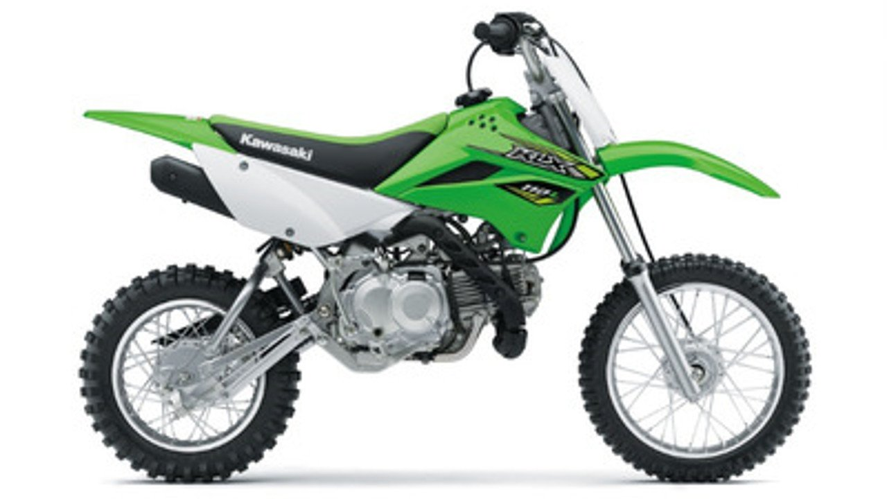 2018 Kawasaki KLX110L for sale 200518060