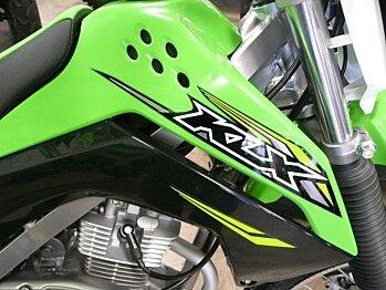 2018 Kawasaki KLX140G for sale 200517126