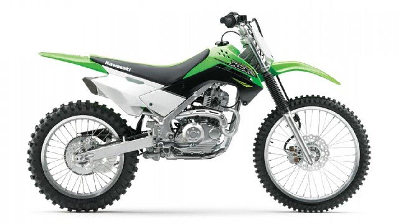 2018 Kawasaki KLX140G for sale 200520974