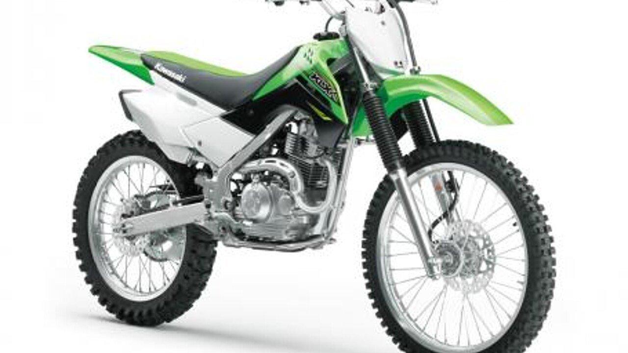 2018 Kawasaki KLX140G for sale 200595240