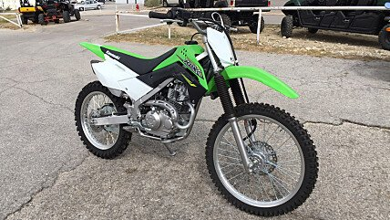 2018 Kawasaki KLX140G for sale 200473668