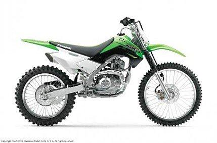 2018 Kawasaki KLX140G for sale 200526773