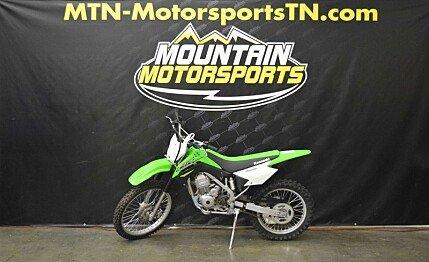 2018 Kawasaki KLX140G for sale 200547830