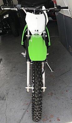 2018 Kawasaki KLX140G for sale 200571015