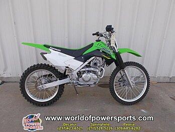 2018 Kawasaki KLX140G for sale 200637501