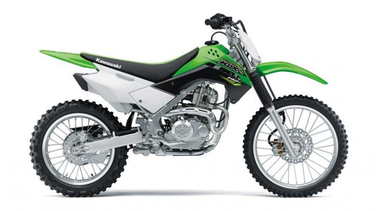 2018 Kawasaki KLX140L for sale 200495976