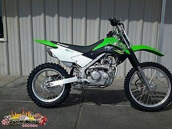 2018 Kawasaki KLX140L for sale 200515655
