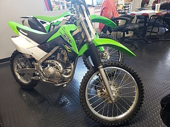 2018 Kawasaki KLX140L for sale 200576351