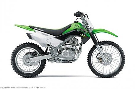 2018 Kawasaki KLX140L for sale 200472611