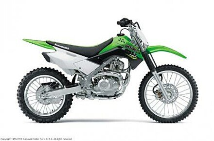 2018 Kawasaki KLX140L for sale 200474229