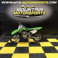 2018 Kawasaki KLX140L for sale 200537836