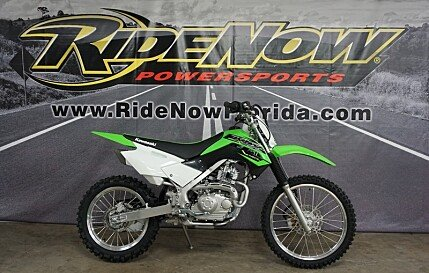 2018 Kawasaki KLX140L for sale 200577848