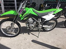 2018 Kawasaki KLX140L for sale 200642282