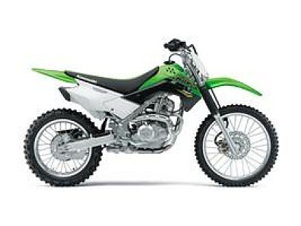 2018 Kawasaki KLX140L for sale 200650240