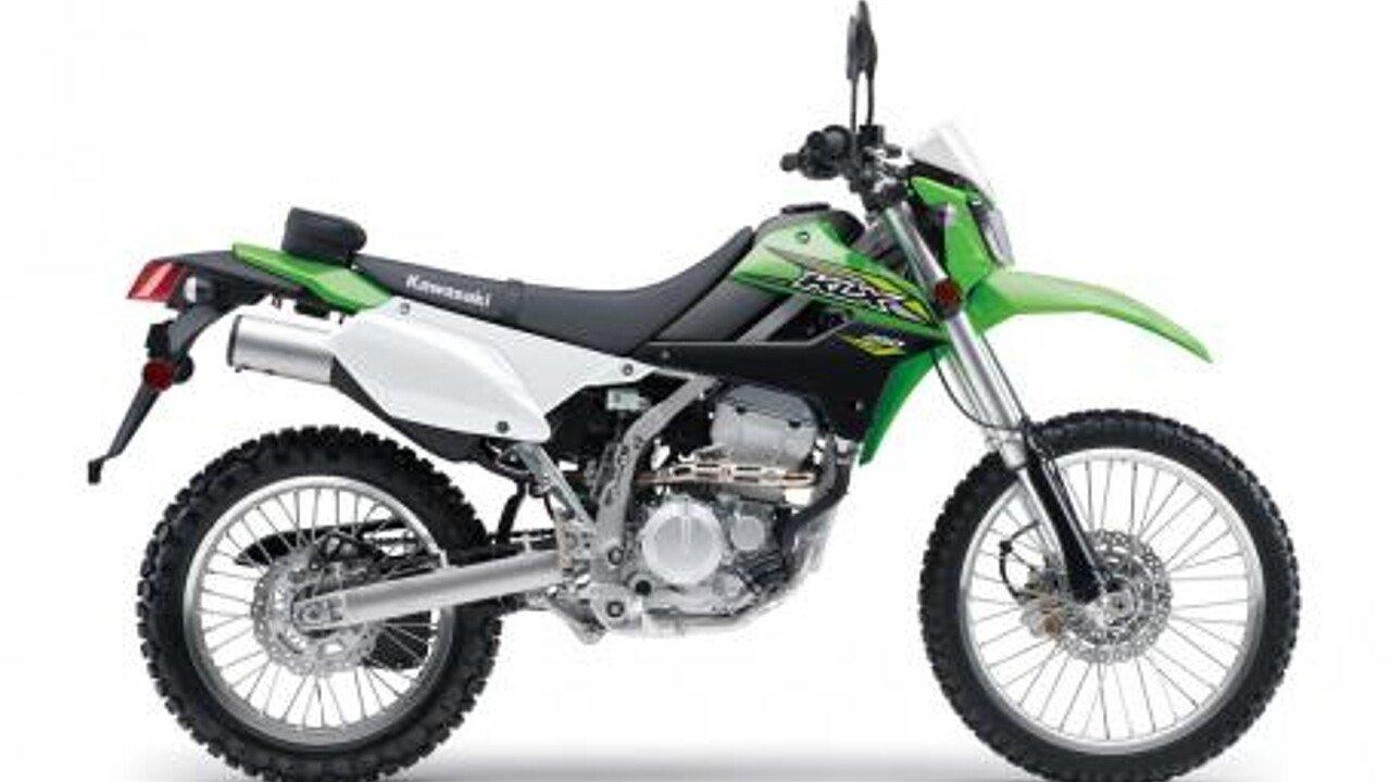 2018 Kawasaki KLX250 for sale 200501521