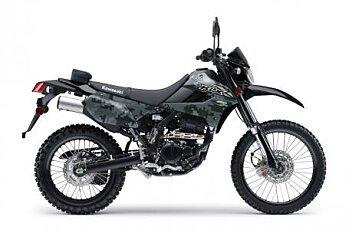 2018 Kawasaki KLX250 for sale 200503615