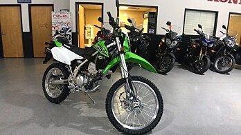 2018 Kawasaki KLX250 for sale 200507845