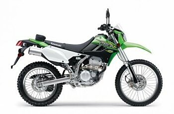 2018 Kawasaki KLX250 for sale 200515768